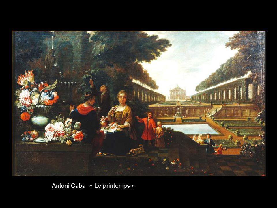 Antoni Caba « Lenfance de Saint Francis »