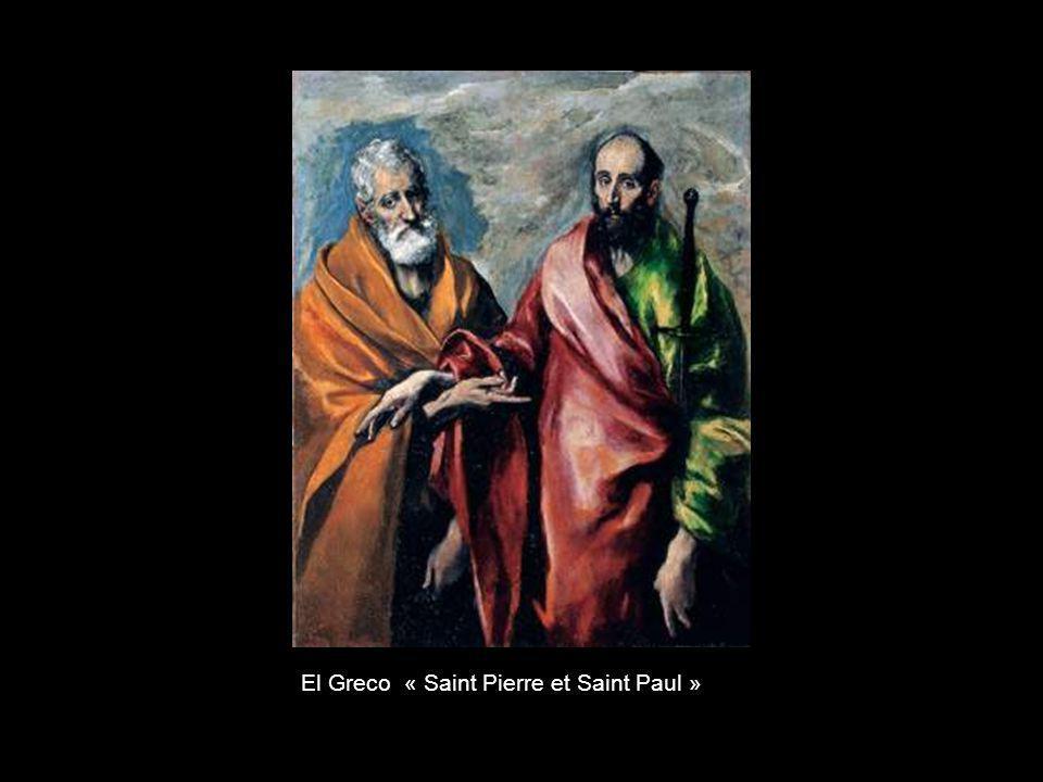Diego Velasquez « Saint Paul »