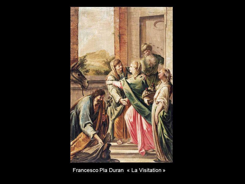 Francesco Pla Duran « La Maison de Nazareth »