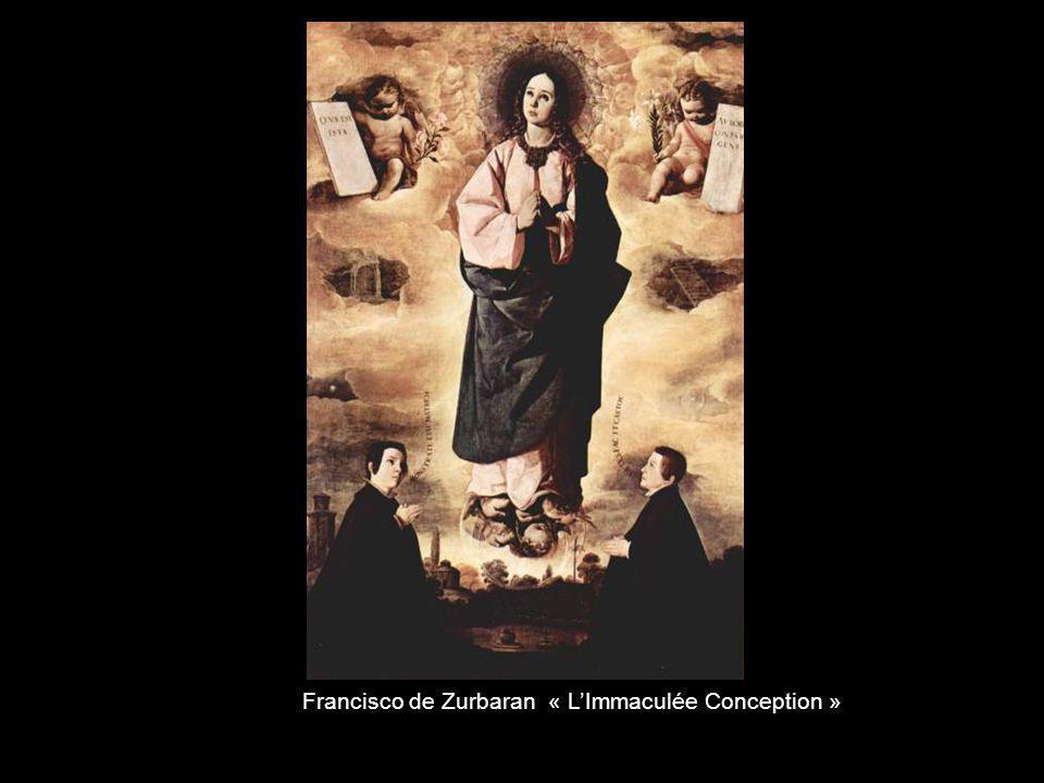 Francisco de Zurbaran « Nature morte »