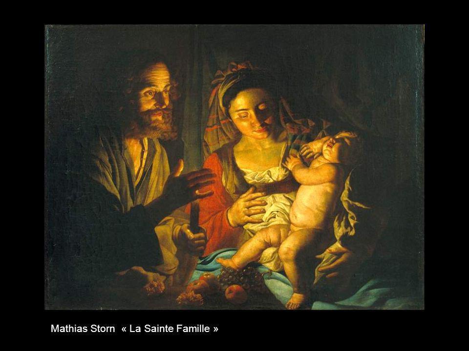 Massimo Stanzione « Sainte Agnès »