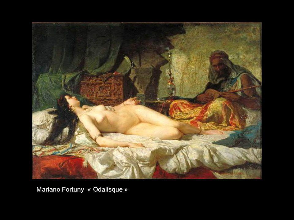 Mariano Fortuny « Le mariage espagnol »