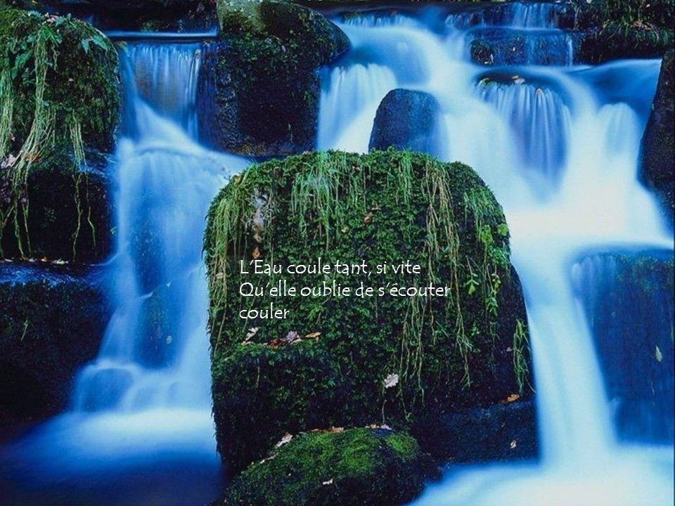 Poésie de lEau Création TONYM Textes & Images du net Accompagnement musical A River Like You (V.