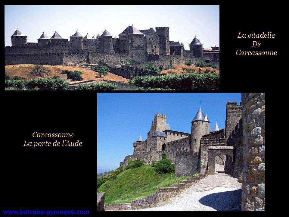 Le château dArques Le château de Puivert