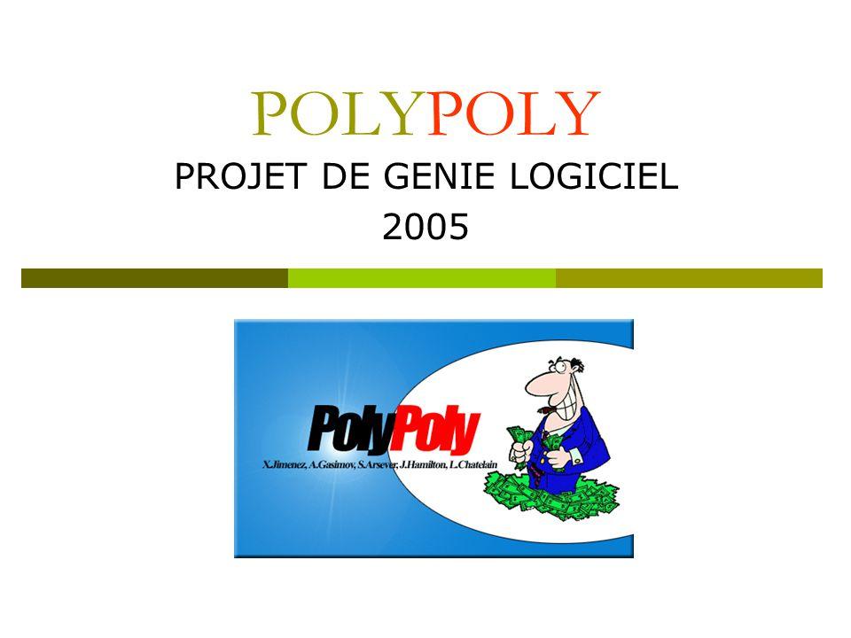 POLY PROJET DE GENIE LOGICIEL 2005