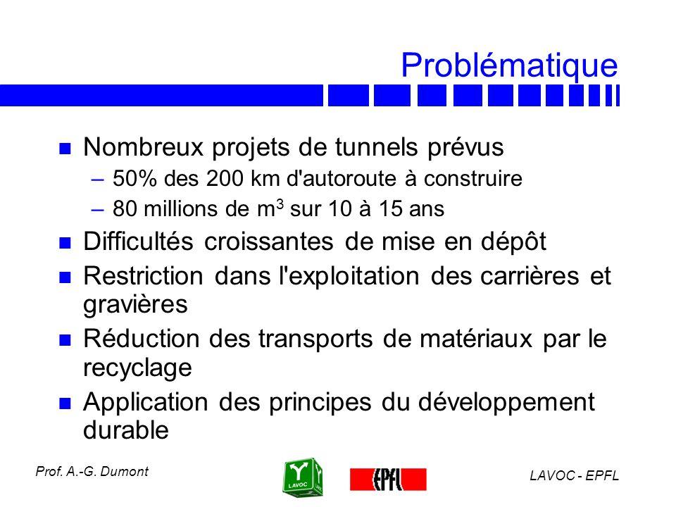 LAVOC - EPFL Prof. A.-G. Dumont Motivation