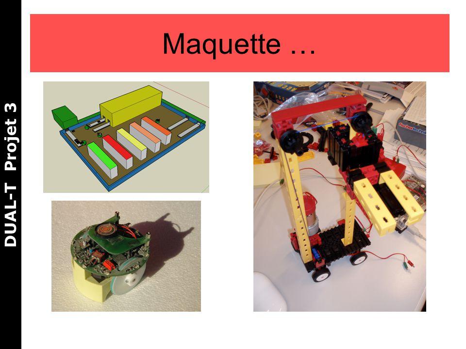 Maquette … DUAL-T Projet 3