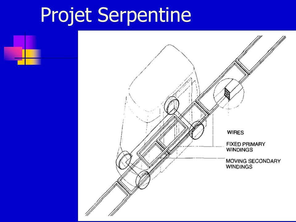 Projet Serpentine