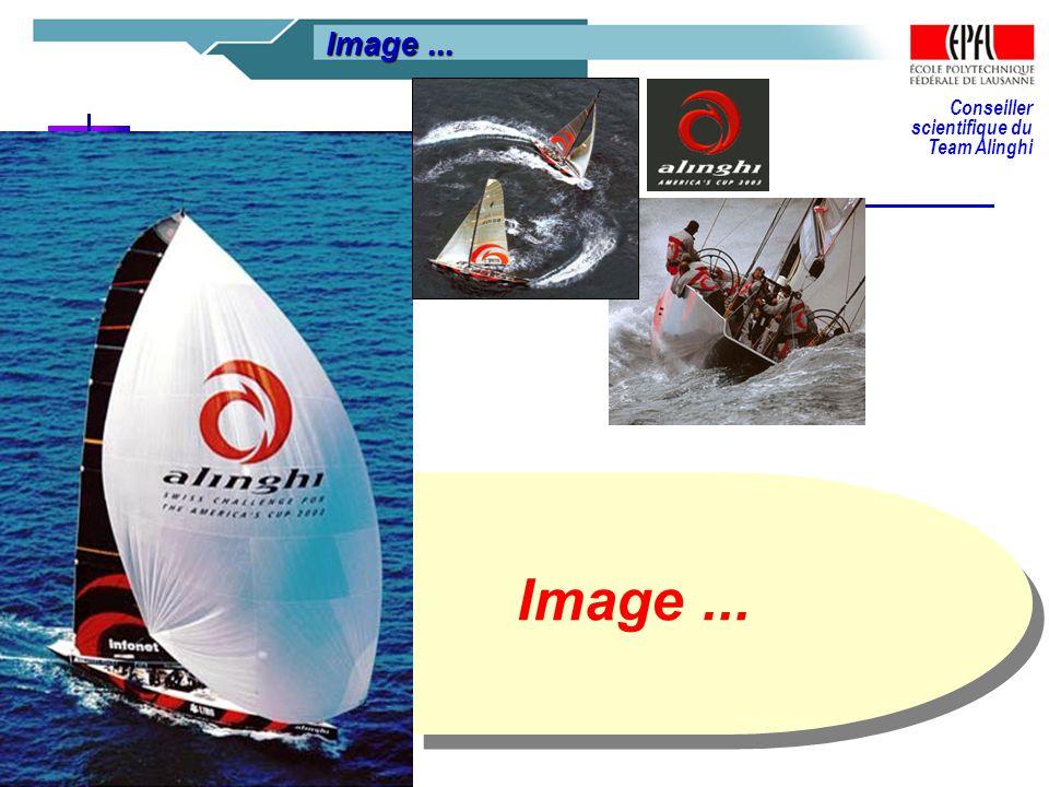 Image... Conseiller scientifique du Team Alinghi Image...