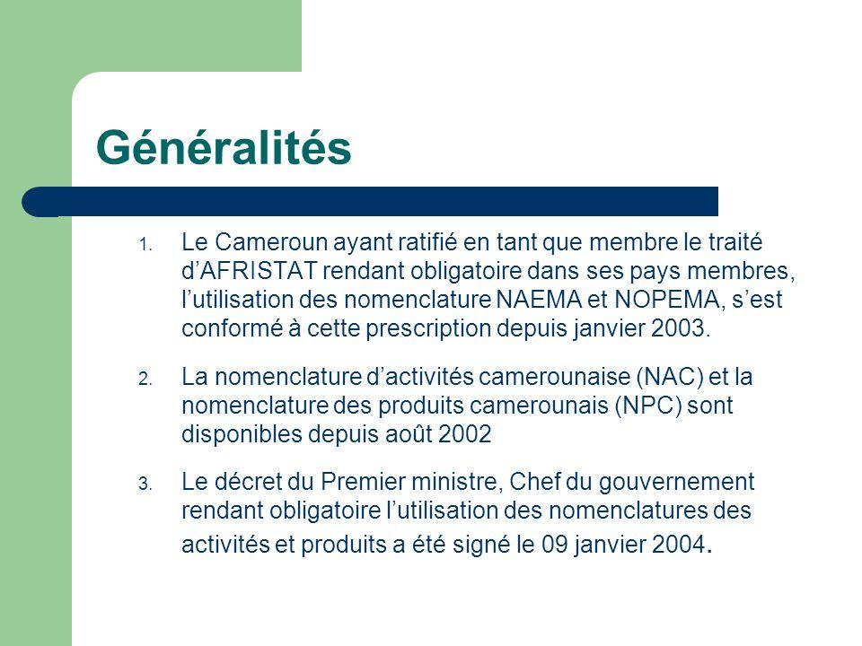 Processus délaboration de la NAC et de la NPC CITI 3 NAEMA NAC CPC 1 NOPEMA NPC
