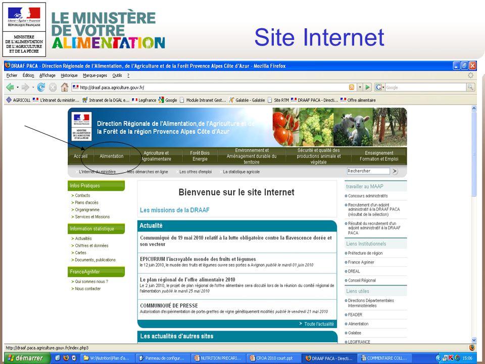 Projet national Ouverture dEpicurium « le monde des fruits et légumes » le 11 juin 2010.