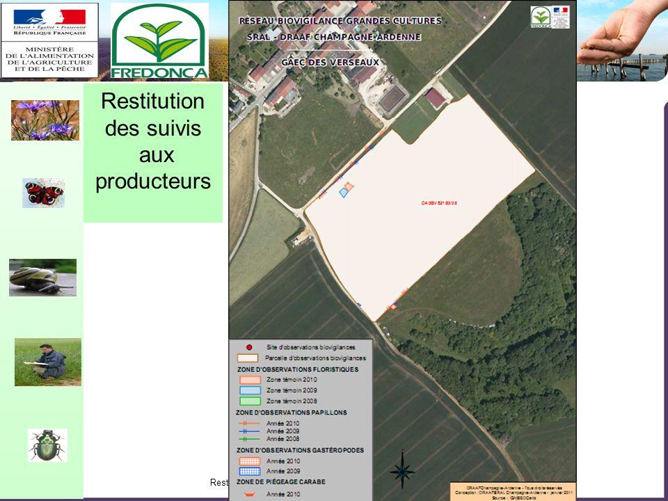 Restitution biovigilance 2010 – Chalon-en-Champagne le 10/02/11 Description de lenvironnement instantané lors dune notation Photographie prise du bord