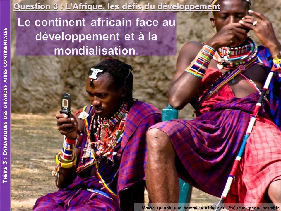 I.lAfrique, un continent à lécart du développement et du monde .