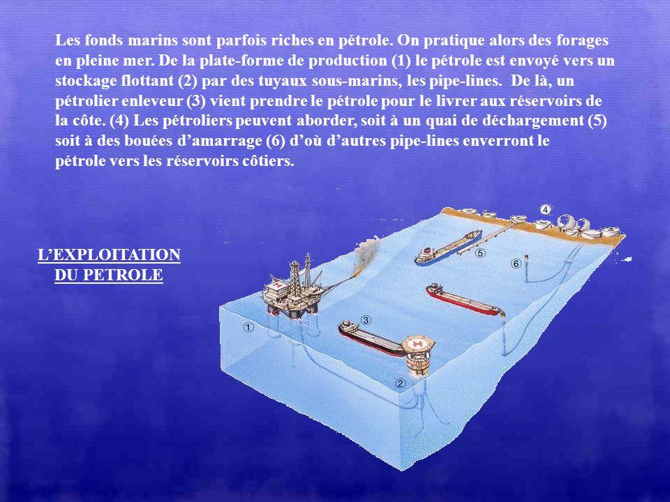 LES MARAIS SALANTS : Leau de mer peut contenir 30 à 35 gr de sel par litre. On recueille ce sel dans des marais salants, sur des côtes ventées et enso