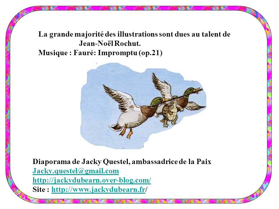 La grande majorité des illustrations sont dues au talent de Jean-Noël Rochut.