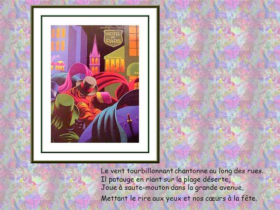 Jai trouvé sur le Web - grâce à Dianne Turcotte - ces magnifiques peintures dun peintre auébécois, Claude Théberge. Elles sont si belles, si porteuses