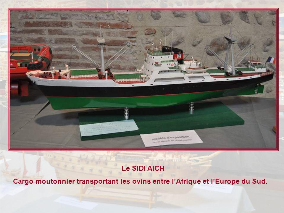 Le START SIRIUS à propulseur détrave est un navire type « UT704 » dassis- tance, ravitaillement, pose et relevage des ancres, lutte contre les incendi