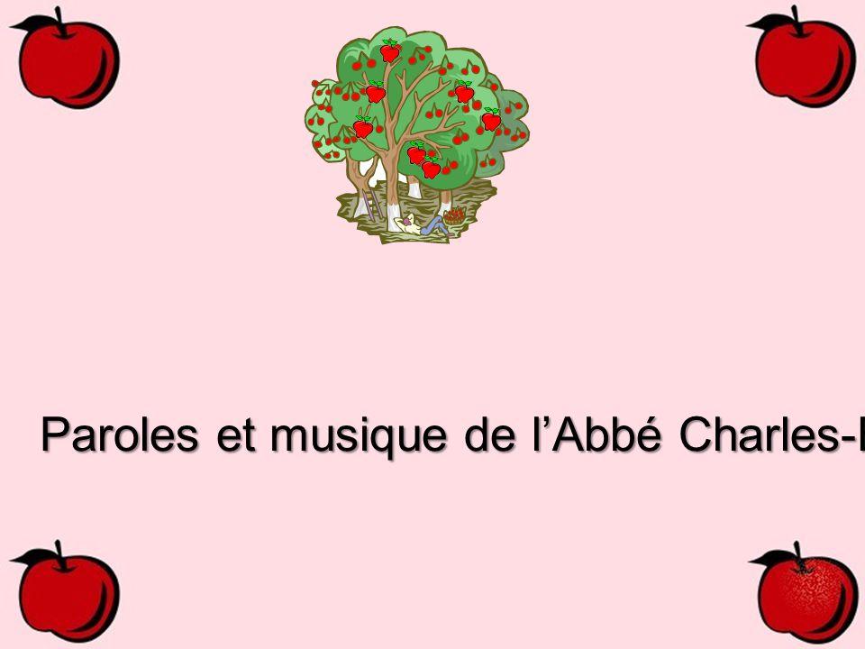 Paroles et musique de lAbbé Charles-Émile Gadbois