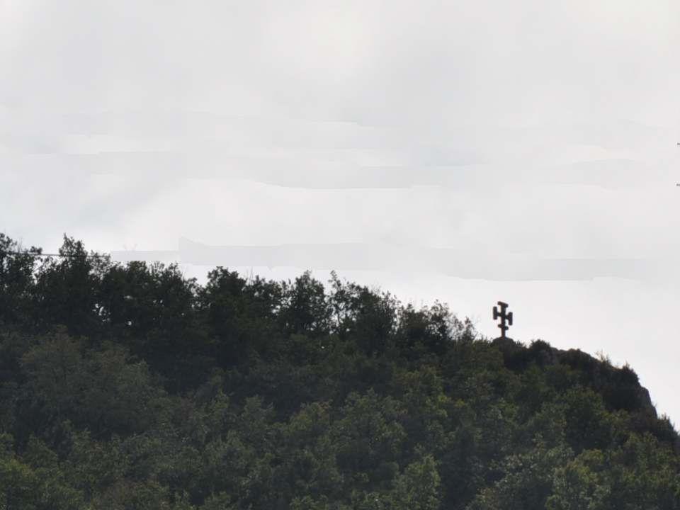 Les Templiers et les Hospitaliers ont marqué d'une forte empreinte leur présence sur le département de l'Aveyron et surtout sur le Larzac pendant près