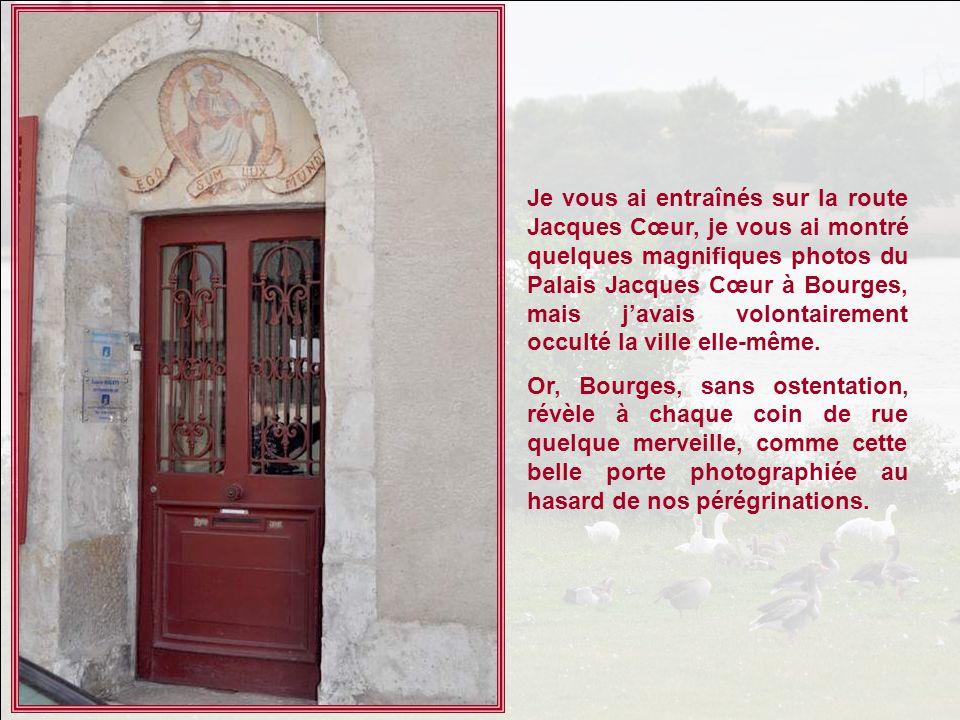 Bourges dans le Cher (18)