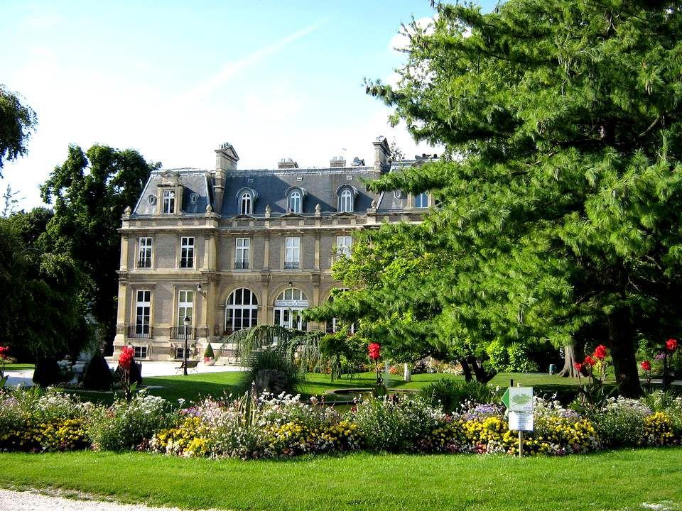 Propriété au XIXè siècle de la famille abbevilloise Foucques d Emonville.