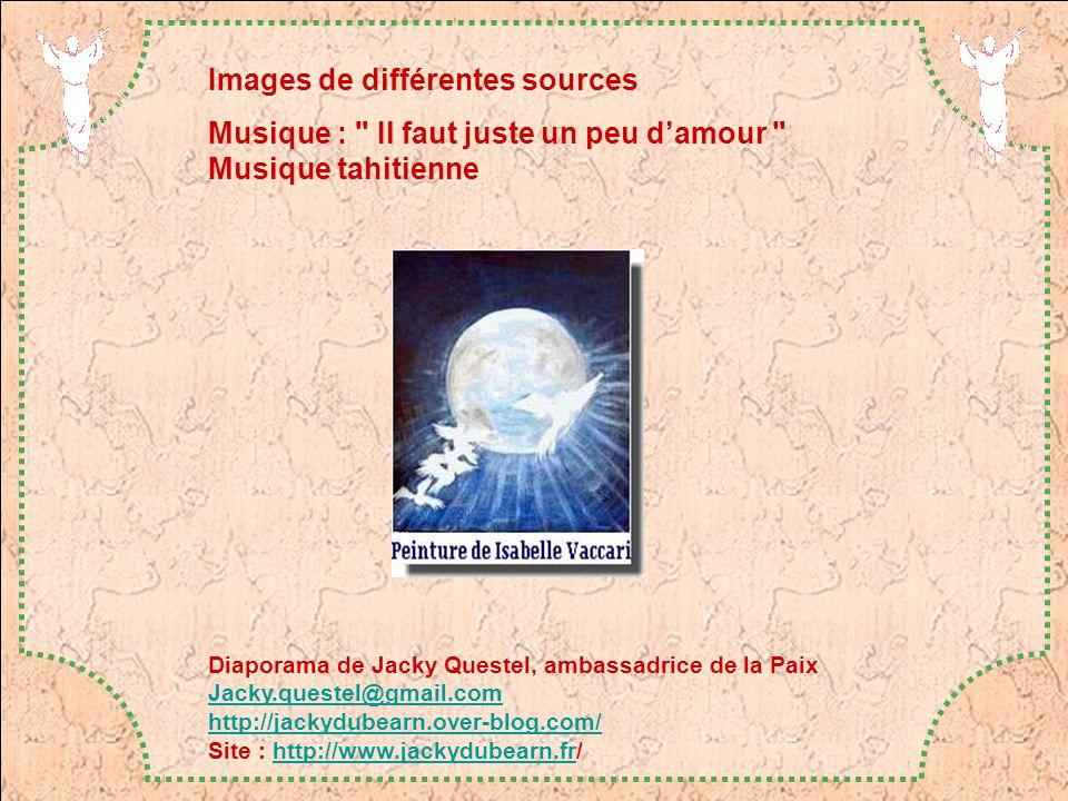 Images de différentes sources Musique :
