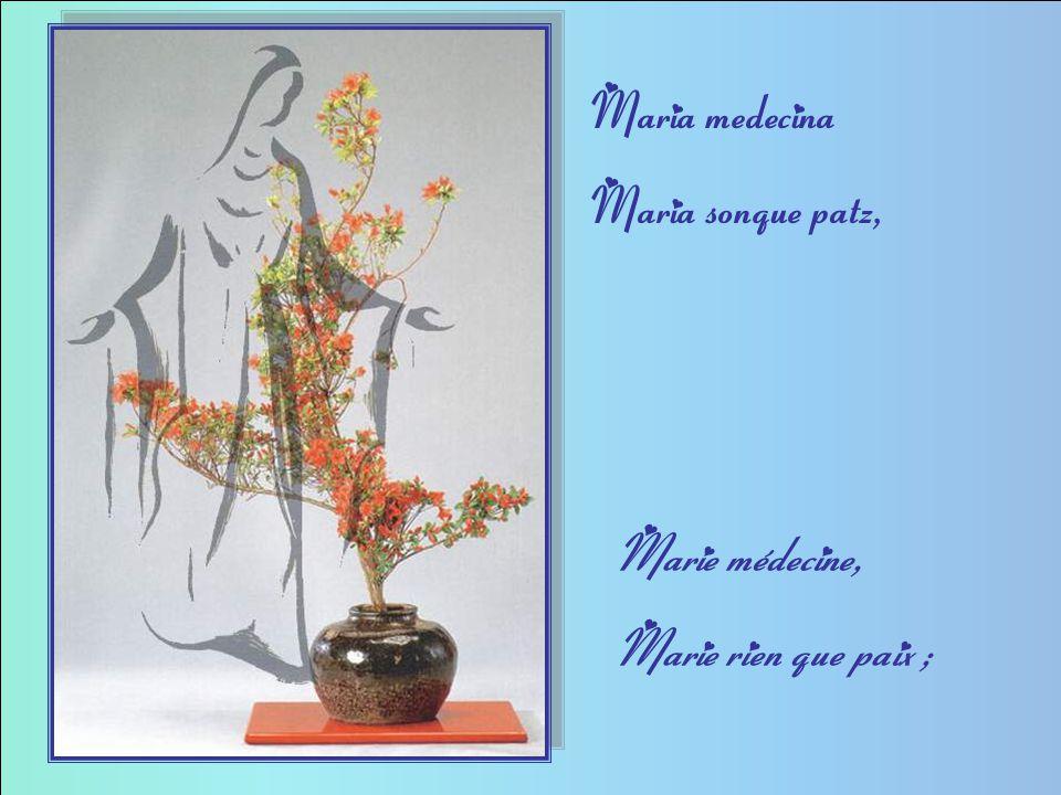 Maria que bailina Tots los desconsolats Marie qui berce Tous les inconsolés