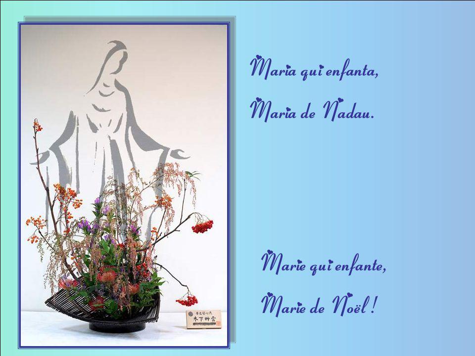 La noste dama blanca, Maria de qui cau, Notre dame blanche, Marie, celle quil faut,