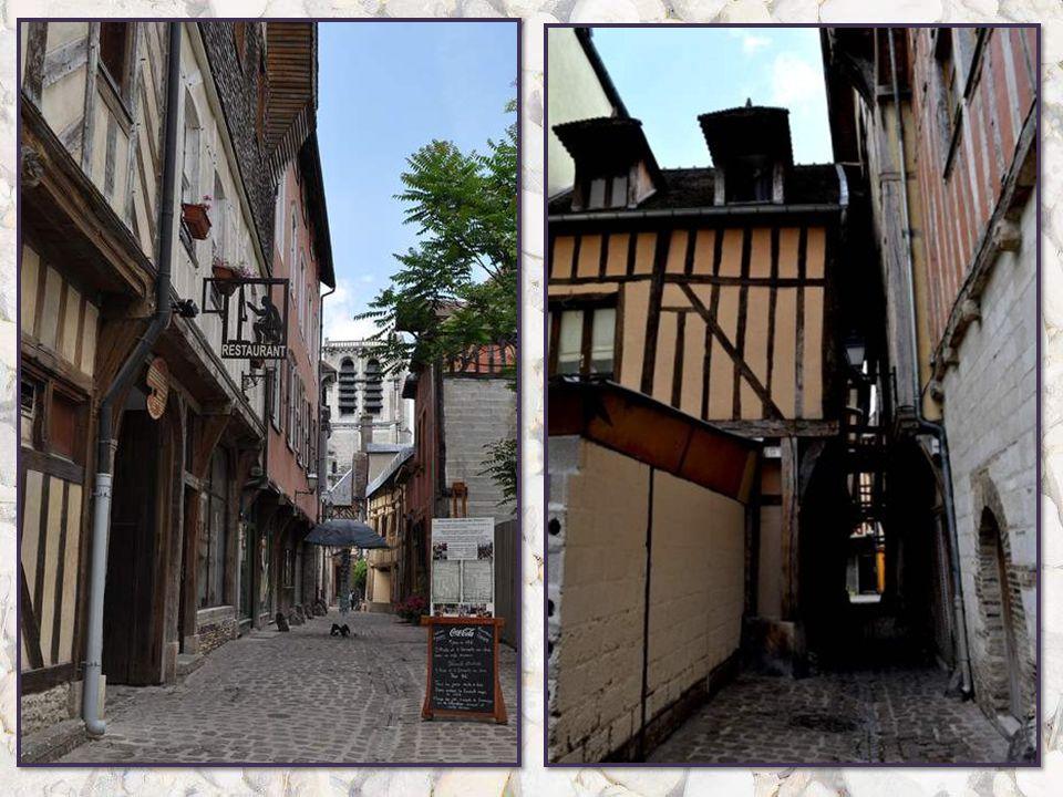 La ruelle des Chats ne porta pas tou- jours ce nom ; au XVème siècle, elle s'appelait la ruelle Maillard. Son nom actuel vient du fait de l'étroitesse