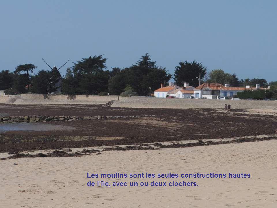 Par contre, jai beaucoup aimé cette silhouette sobre et stylisée, rappelant le rôle joué par les moines dans la fondation de Noirmoutier.