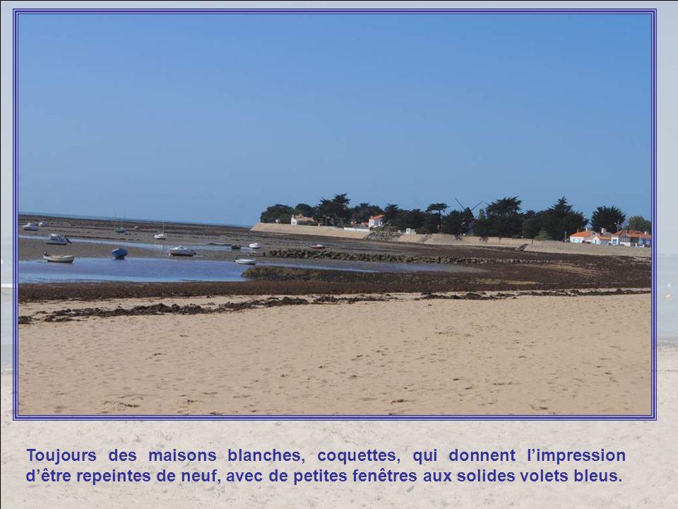 Léglise de Noirmoutier en lîle