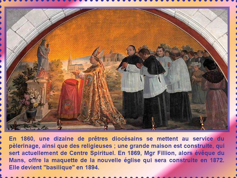 À la Révolution Française la chapelle fut condamnée à la démolition. Un couvreur, Monsieur Lefèvre, qui lavait achetée, tombe du toit en enlevant les