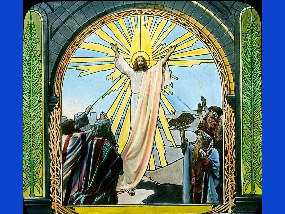Vienne le troisième jour, Tu te lèveras d'entre les morts, Rayonnant de puissance !