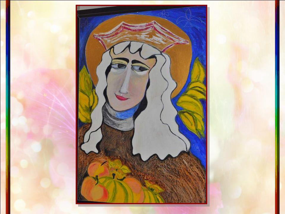 Sainte-Anne La tradition, dès les premiers siècles, appelle les parents de la Vierge Marie : Joachim (Dieu accorde) et Anne (la grâce, la gracieuse).