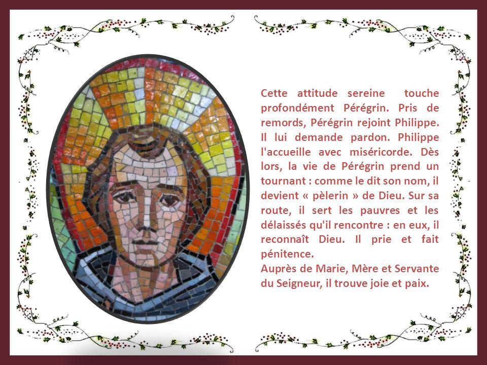 Une rébellion à Forli (1282-83) 1283. Saint Philippe Bénizi (+1285) est prieur général des frères Serviteurs de Marie. Il se rend à Forli pour prêcher