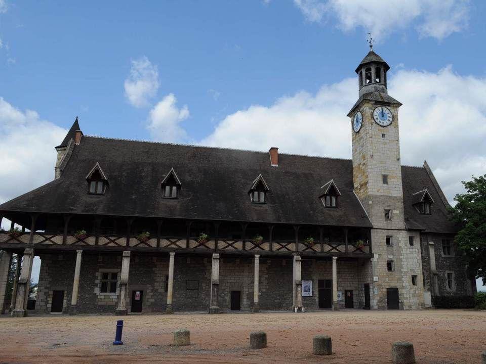 Nous étions descendues à Montlu- çon voir une amie malade. Une ville pittoresque, avec de très belles demeures anciennes, mais non entretenues… Diffic