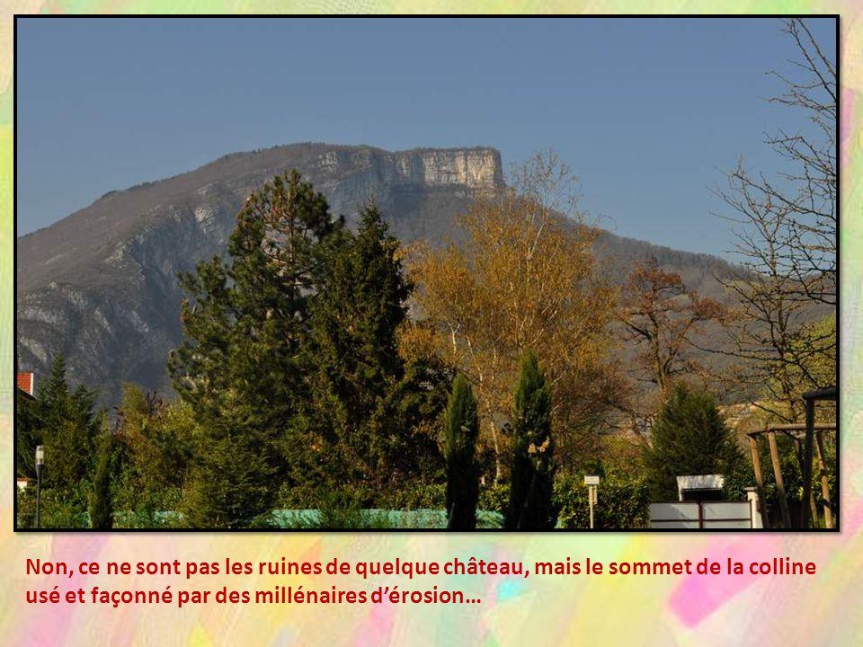 Cette route fait partie de la Route Histo- rique de Stendhal , qui est né à Grenoble en 1783.