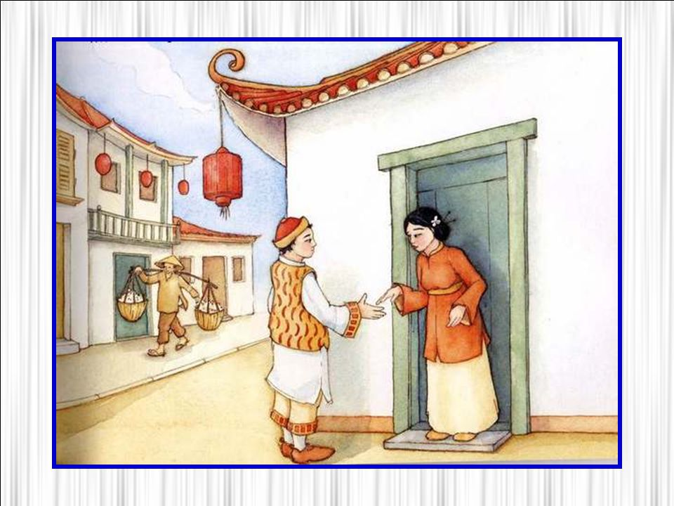 Bao se précipite à la maison de So San, et explique à Maï ce qui sest passé. Elle en devient toute rose de plaisir ! « Ah ! que je suis contente de ne