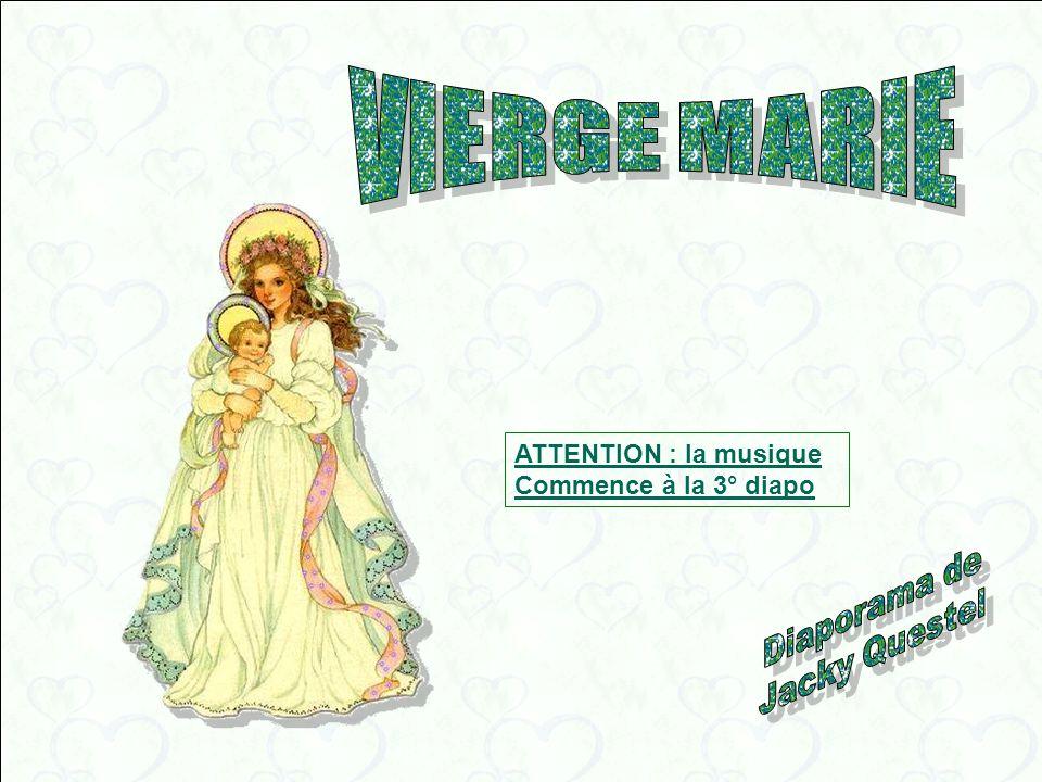 Vierge Marie, Ma Dona mia,