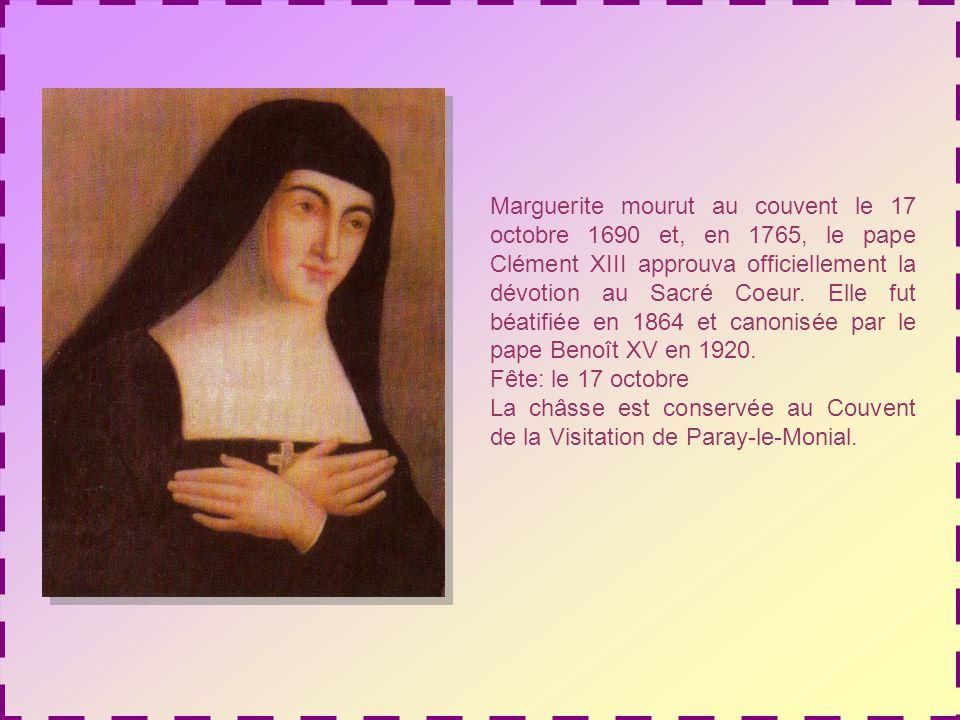 Le domaine religieux de Paray-le- Monial comprend aussi la Chapelle de la Colombière.