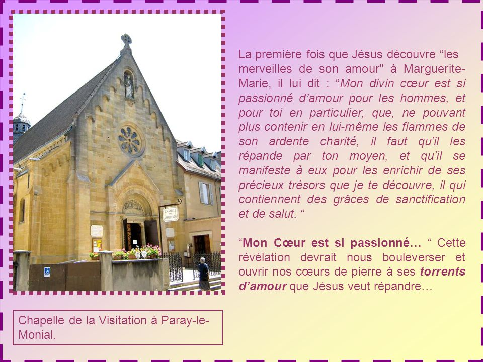 Ancienne église de Paray-le-Monial, transformée en salle dexposition de mosaïques.