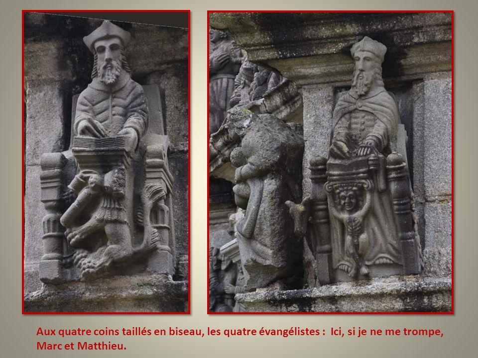 Documentation offerte par le site InfoBretagne.com : CALVAIRE (1581-1588).