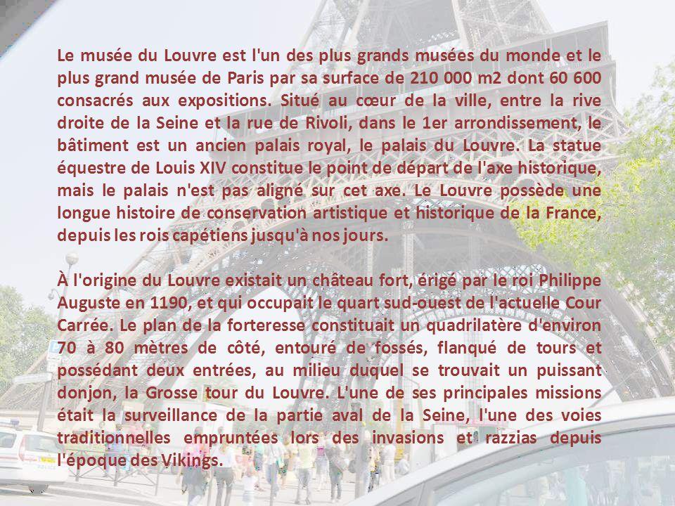 Pour promener les touristes dans Paris, ces bus rouges, bleus ou jaunes sillonnent la capitale.