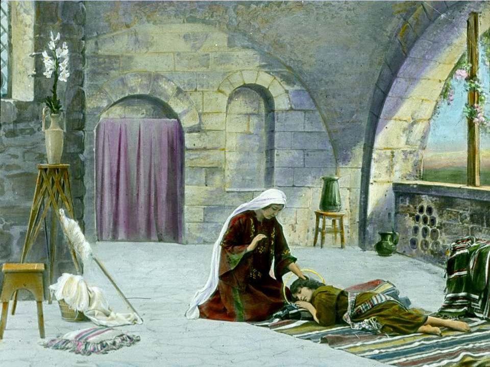 AVEC MARIE Qui pourrait mieux que Marie nous aider à prier son Fils ? Certes, elle ne nous a laissé aucun texte, comme Jésus nous a légué le