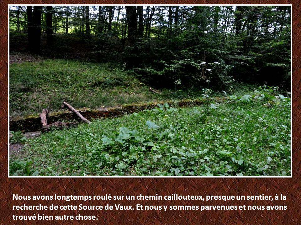 Au lieudit Tigran, sur la commune de Chaulgnes, cette adorable chapelle, dite chapelle de tigran .