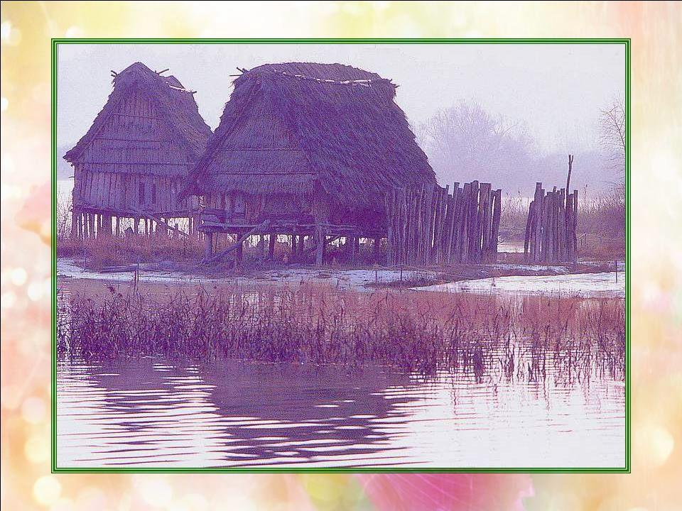 Site archéologique (Jura – 39) Au bord des lacs de Chalain et de Clairvaux, dans le Jura, les vestiges de 34 villages permettent aux archéologues de r