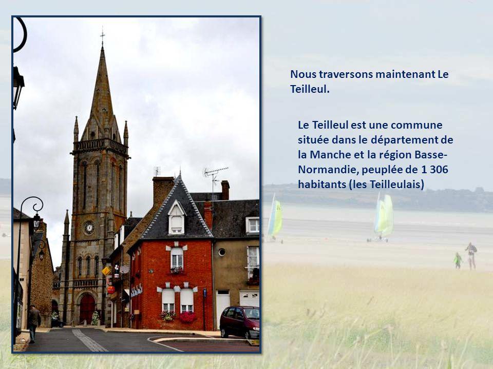Vaches et pommiers : (presque) toute la Normandie !
