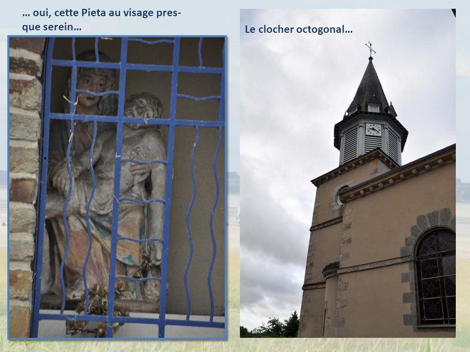 Fin août. Nous quittons Alençon, continuant notre route vers Morlaix. Prochaine étape, Saint-Malo. Nous traversons le charmant bourg d'Haleine, dont l