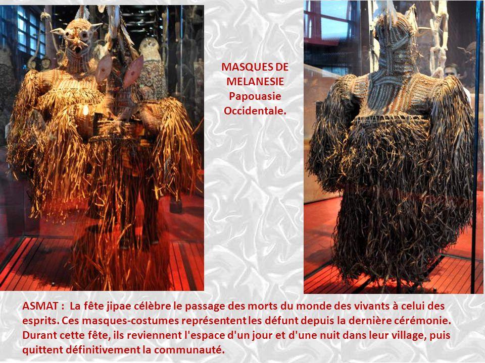 LA SOXIETE SECRETE INIET Sculpture iniet Île Nouvelle-Bretagne, pé- nincule de la Gazelle. Cette figure, rare par sa taille, appartient à la société s