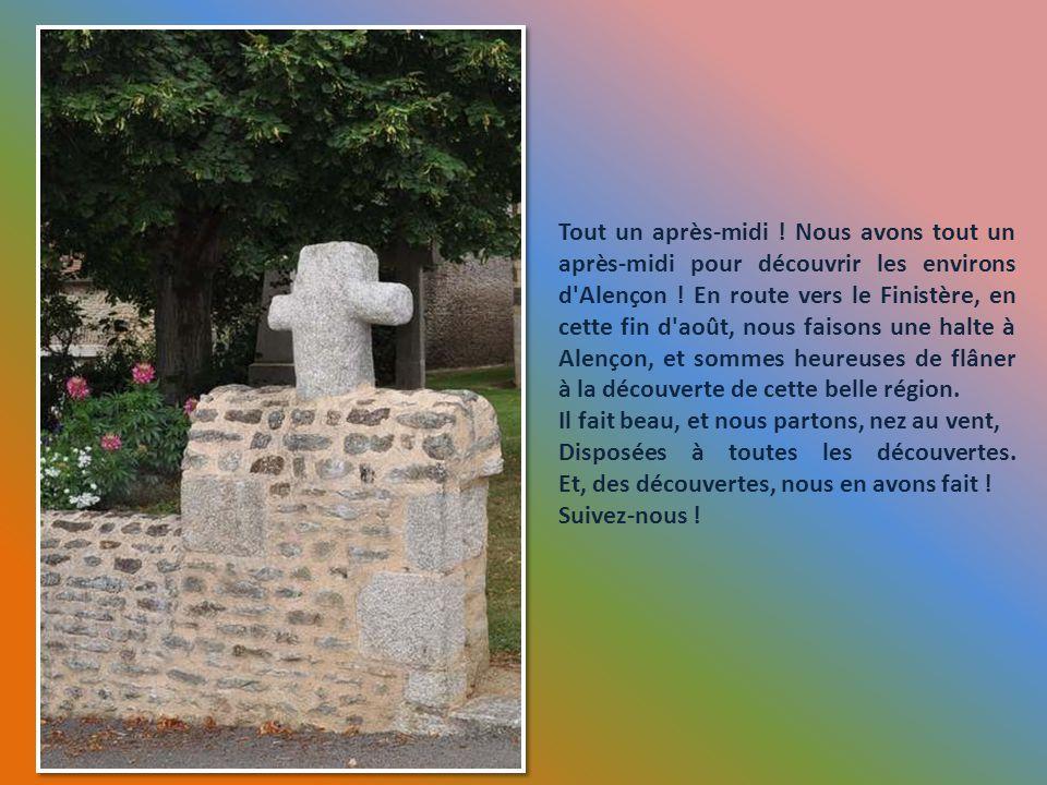 Pas besoin d'aller très loin autour d'Alençon : la Normandie est terre de merveilles !